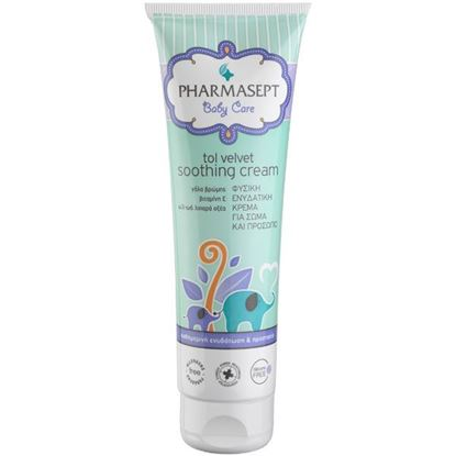 Εικόνα της Tol Velvet Baby Soothing Cream 150 ml.