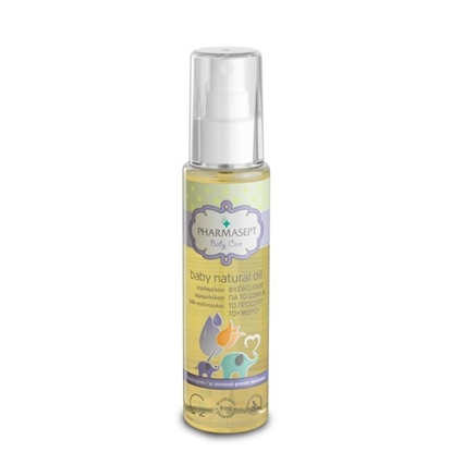 Εικόνα της Tol Velvet Baby Natural Oil 100 ml.