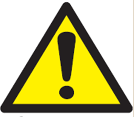 Снимка за категория Предупредителни знаци