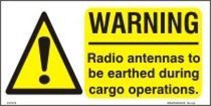 Picture of WARNING - RADIO ANTENNAS 15X30