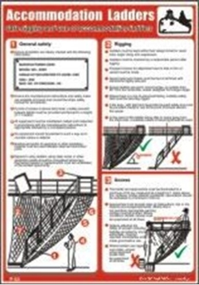 Picture of ACCOMMODATION LADDERS    50x35