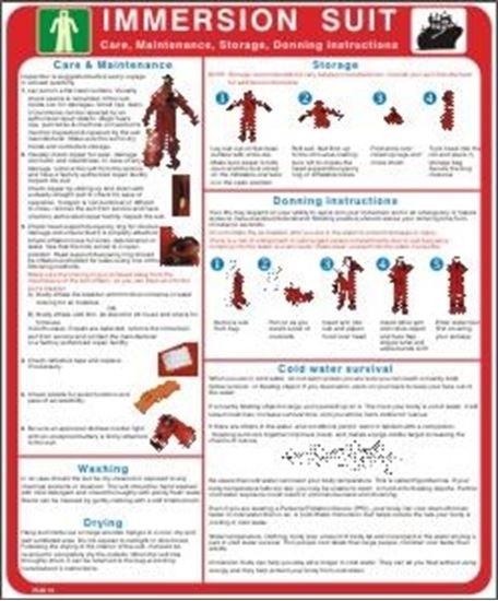 Снимка на Грижа за водолазния костюм, поддръжка, съхранение, инструкция за слагане