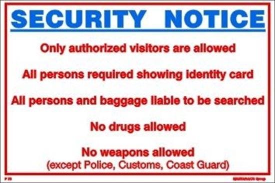 Снимка на Съобшение за сигурността  30x20