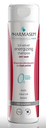Picture of Tol Velvet Energizing Shampoo DRY 250ml