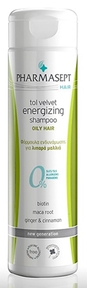 Picture of Tol Velvet Energizing Shampoo OILY 250ml