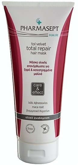 Picture of Tol Velvet Total Repair Hair Mask 200ml