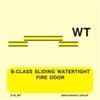 Снимка на B-CLASS SLIDING WATERTIGHT FIRE DOOR 15X15