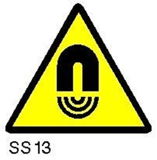 Picture of CAUTION DANGER FOR RADAR