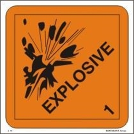 Picture of EXPLOSIVE 25X25 (IMO 1)