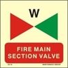 Picture of FIRE MAIN SECTION VALVE 15X15