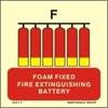 Picture of FOAM FIXED FIRE EXTINGUISHING BATTERY 15X15
