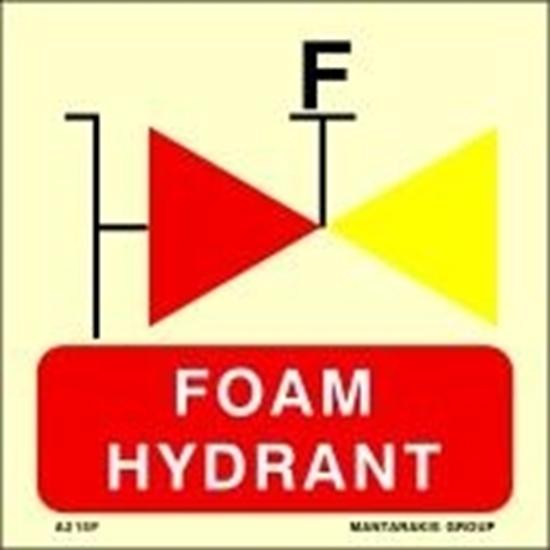 Εικόνα από FOAM HYDRANT 15X15