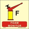 Picture of FOAM MONITOR 15X15