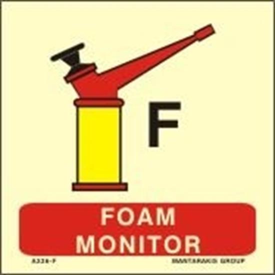 Снимка на FOAM MONITOR 15X15