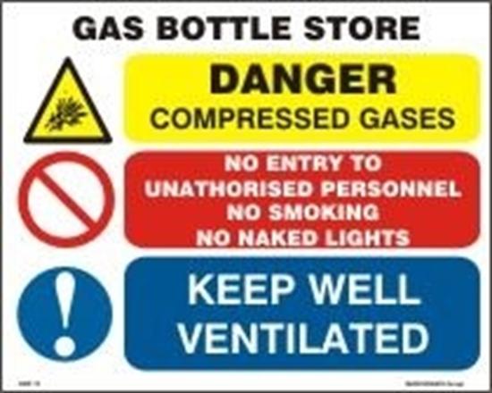 Снимка на GAS BOTTLE STORE 30Χ24 CMP12