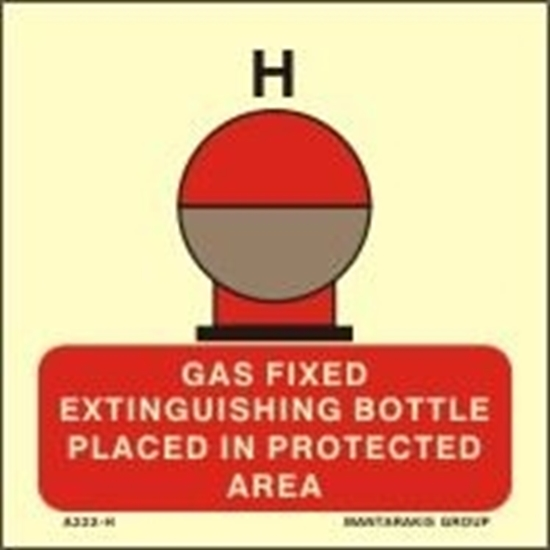 Εικόνα από GAS FIXED EXTING.BOTT.PLACED IN PROT.AREA 15X15