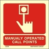 Picture of MANUALLY OPERATED CALL POINTS 15X15