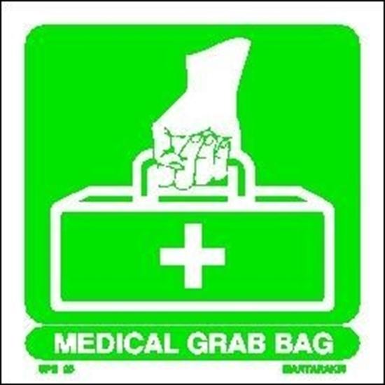 Εικόνα από MEDICAL GRAB BAG 15X15