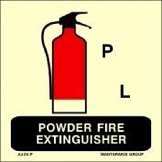 Снимка на POWDER FIRE EXTINGUISHER 15X15