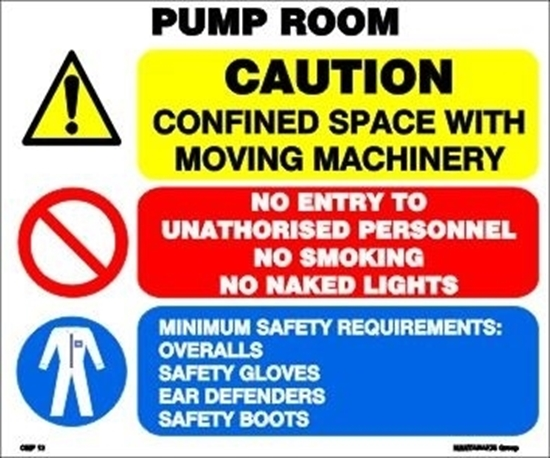 Picture of PUMP ROOM 30Χ25 CMP13