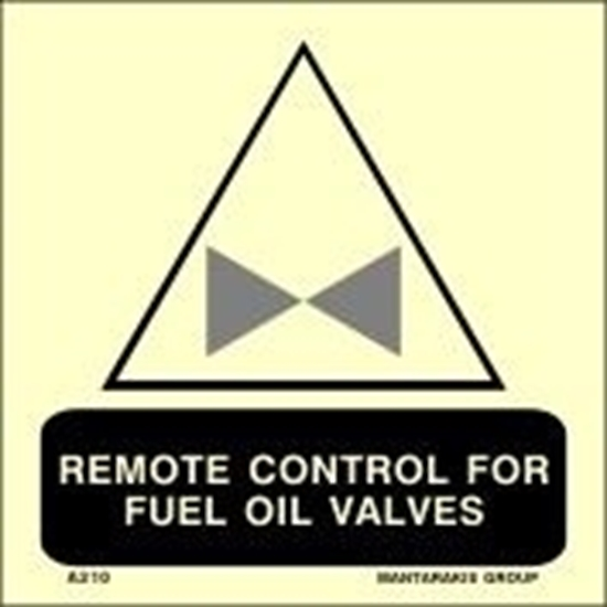 Picture of REMOTE CONTROL FOR FUEL OIL VALVES 15X15