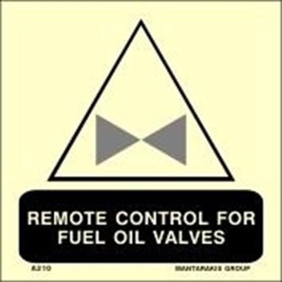 Εικόνα από REMOTE CONTROL FOR FUEL OIL VALVES 15X15