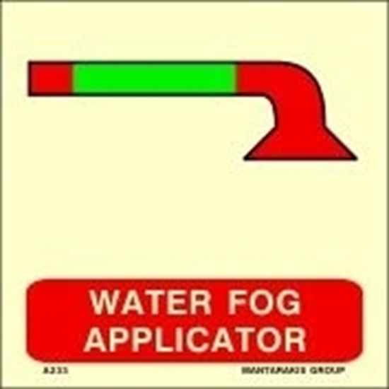 Εικόνα από WATER FOG APPLICATOR 15X15
