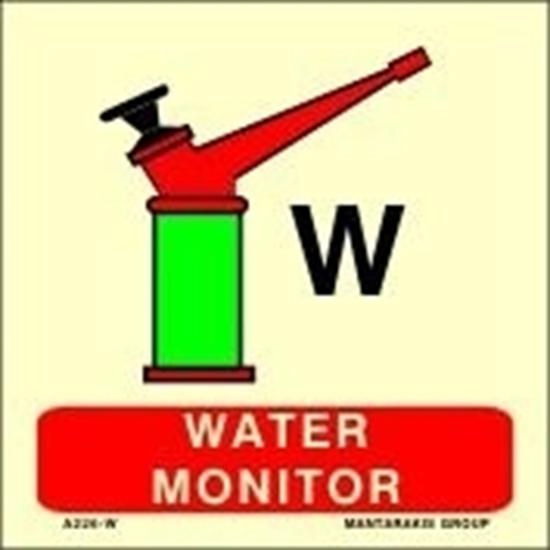 Снимка на WATER MONITOR 15X15
