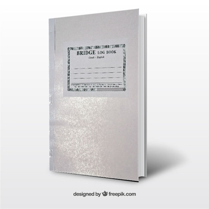 Picture of DECK LOG BOOK FOR YACHTS