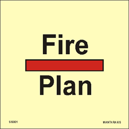 Picture of Fire control plan 15 x 15