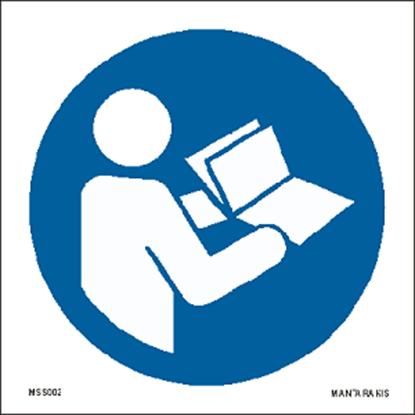 Εικόνα της Refer to instruction manual/booklet 15 x 15