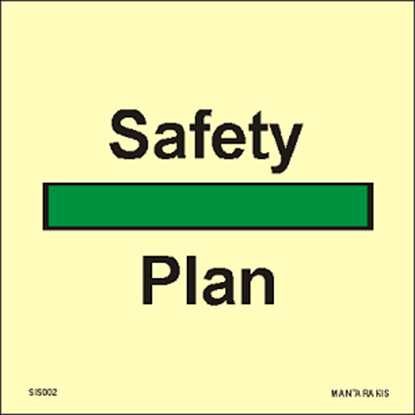 Picture of Safety Plan 15 x 15