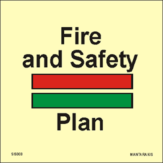 Снимка на Fire & Safety Plan 15 x 15