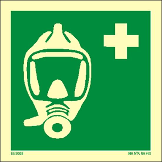 Снимка на Emergency escape breathing device 15 x 15