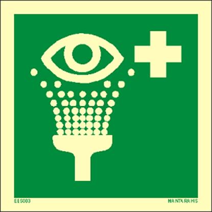 Εικόνα της Eye wash station 15 x 15