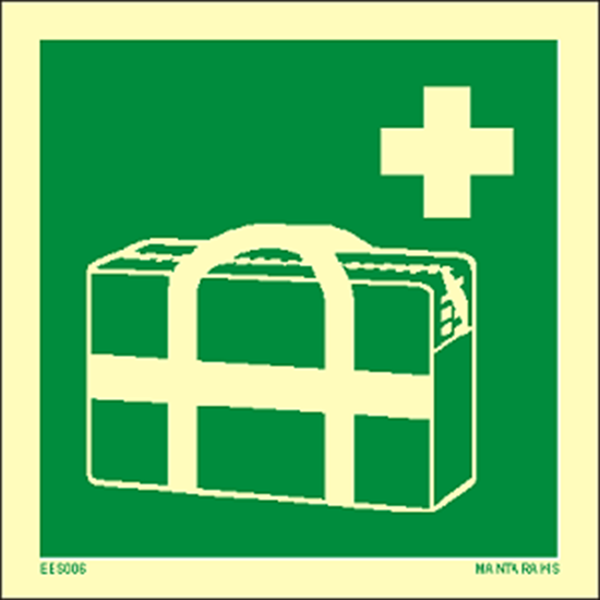 Picture of Medical grab bag 15 x 15