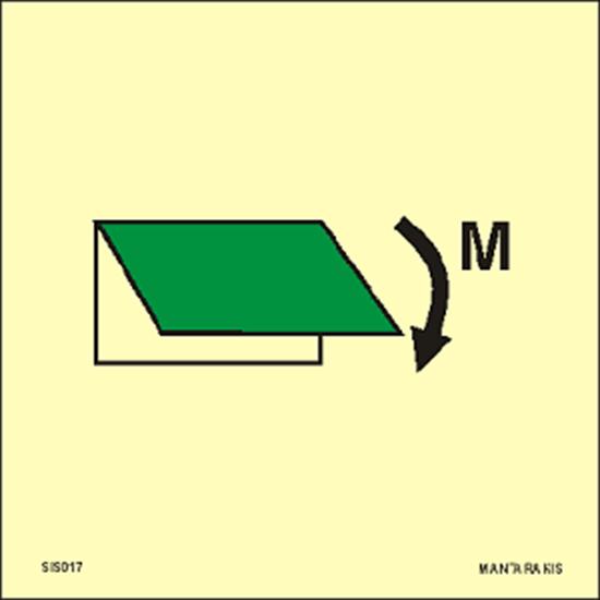 Εικόνα από Closing device for ventilation device inlet or outlet (Machinery) 15 x 15