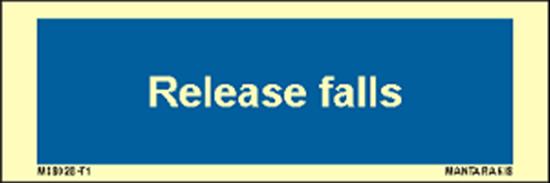 Εικόνα από Text release falls 5 x 15