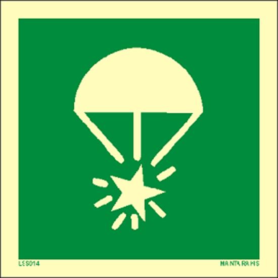 Εικόνα από Rocket parachute flares 15 x 15